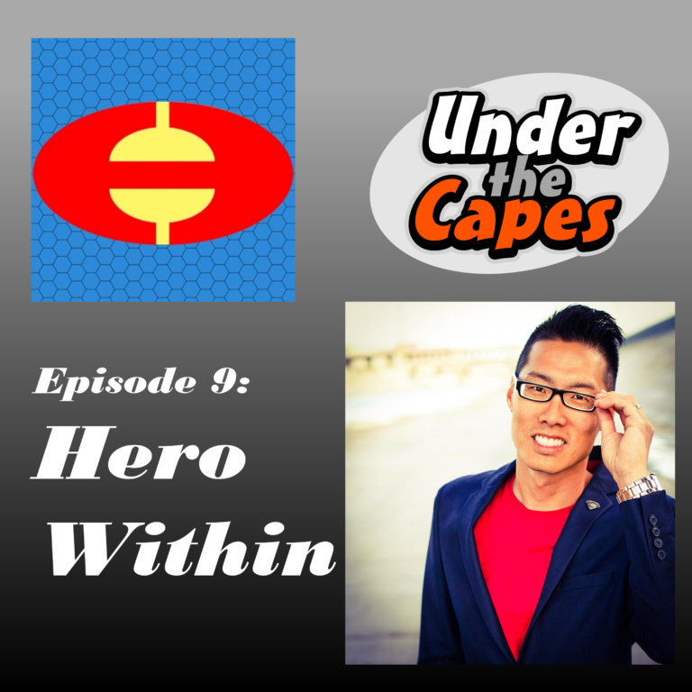 Tony Kim Hero Within Crazy 4 Comic Con