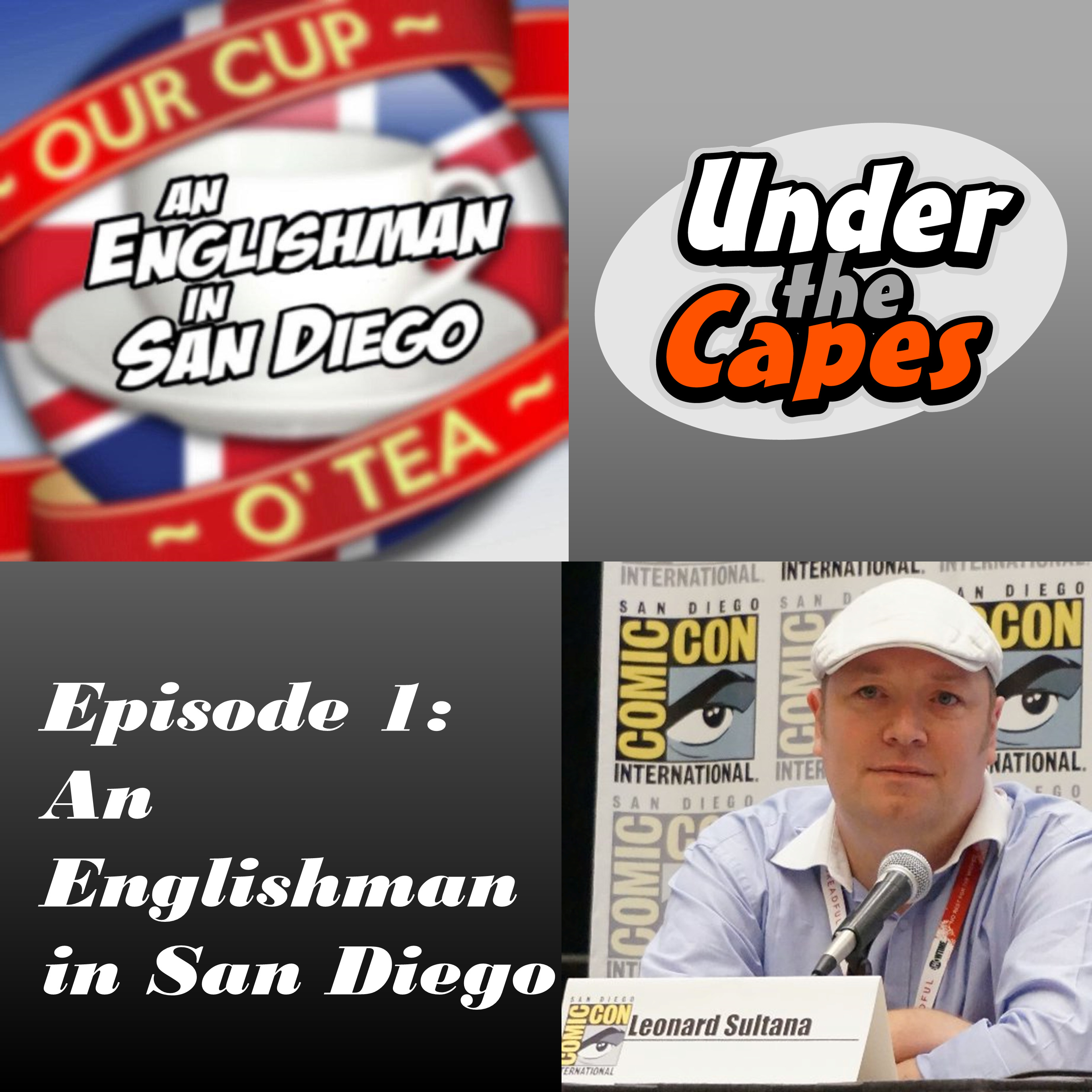 Episode 1: An Englishman in San Diego