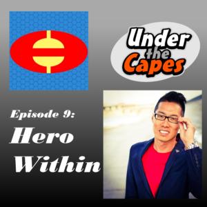 Tony Kim Hero Within Crazy 4 Comic Con