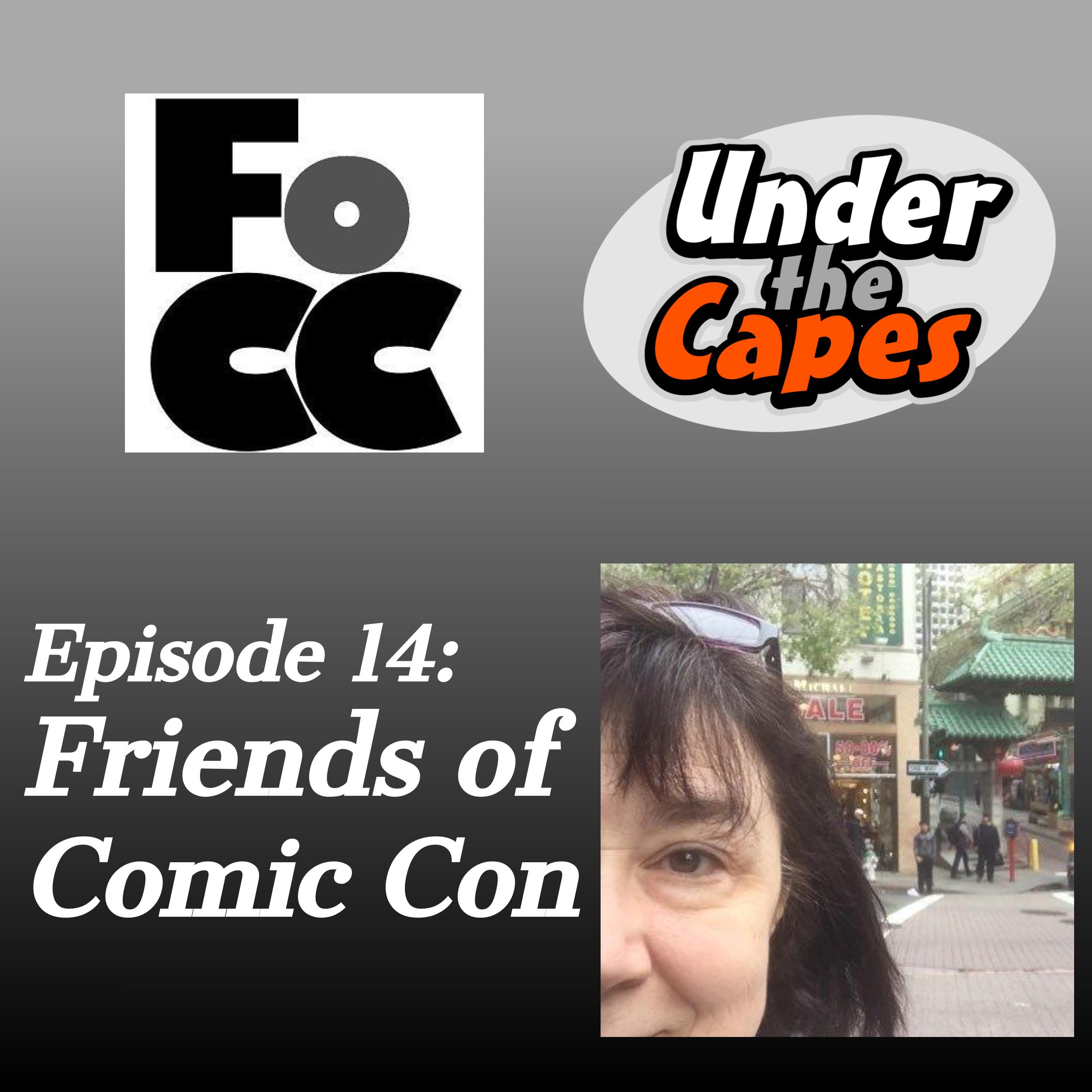 Episode 14: Friends of Comic Con