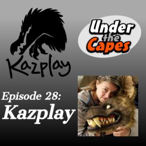 kazplay cosplay